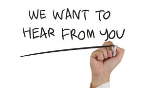 We want to hear from you at The HUB Recreation Center