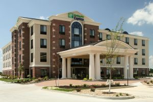 Holiday Inn Express and Suites Marion Illinois Preferred Hotel with The HUB Recreation Center