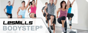 Les Mills BodyStep Workout at The HUB Recreation Center in Marion Illinois