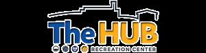 The HUB Recreation Center Logo