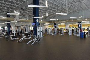Fitness Equipment at The HUB Recreation Center