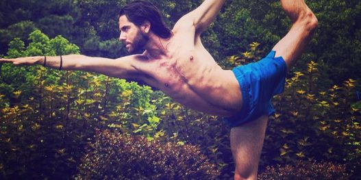 Lawrence O'Neill Yoga Instructor from NY at The HUB in Marion, Illinois
