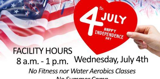 Fourth of July Hours at The HUB in Marion, Illinois