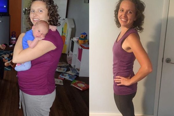 Young Mother Loses Weight After Working Out at The HUB Recreation Center in Marion Illinois