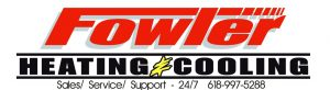 Fowler Heating and Cooling Logo