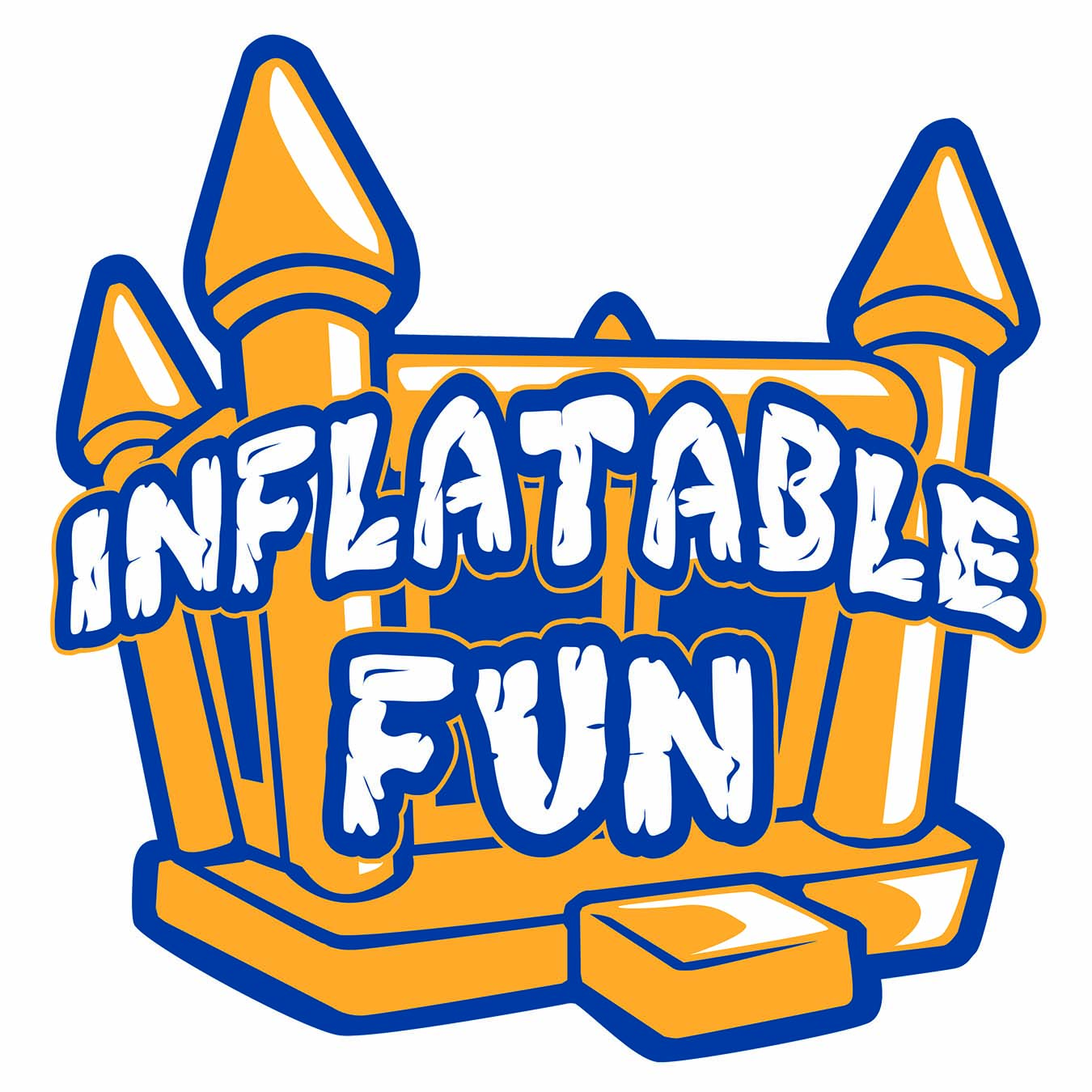Inflatable Fun at The HUB Recreation Center in Marion Illinois