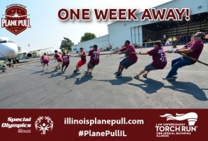 Plane Pull Team at The HUB Recreation Center