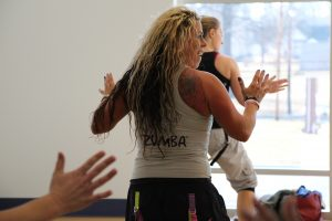 Zumba Class Instructor at The HUB Recreation Center in Marion Illinois