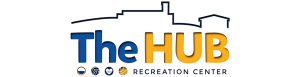 The HUB Recreation Center Logo
