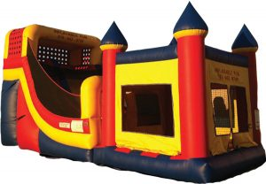 Inflatable Fun Mega Combo at The HUB Recreation Center