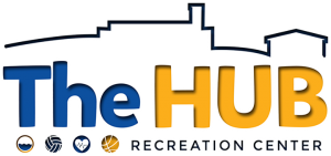 The Official HUB Recreation Center Logo