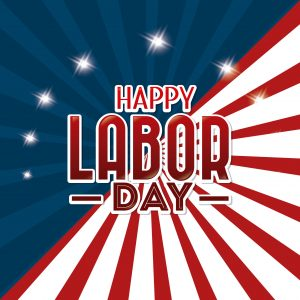 Happy Labor Day design