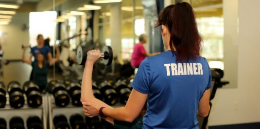 Personal Trainers at The HUB in Marion, Illinois