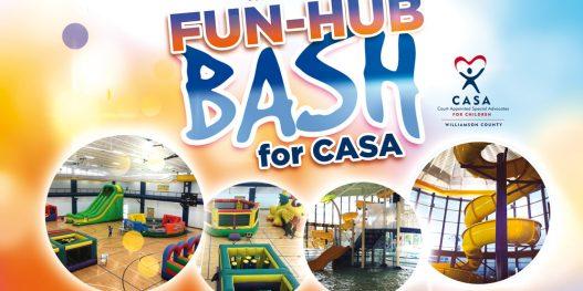 FUN-HUB Bash for CASA at The HUB in Marion, Illinois