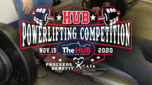 Powerlifting Competition at The HUB in Marion, Illinois